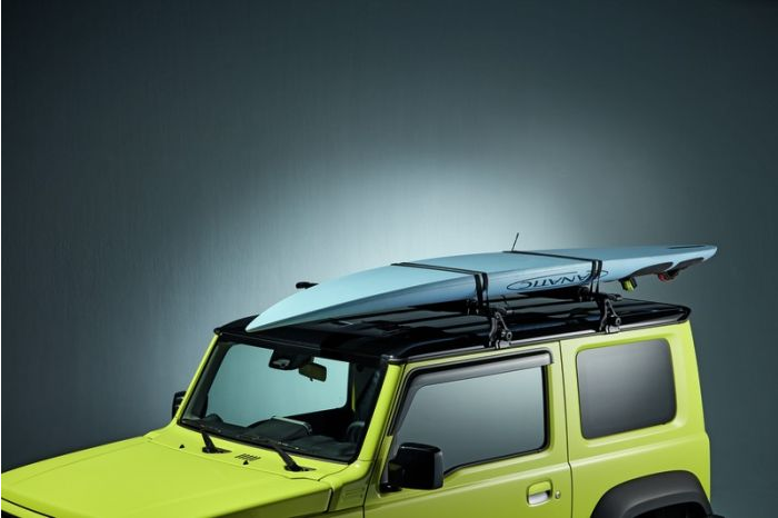 Suzuki Surfboard Carrier Module