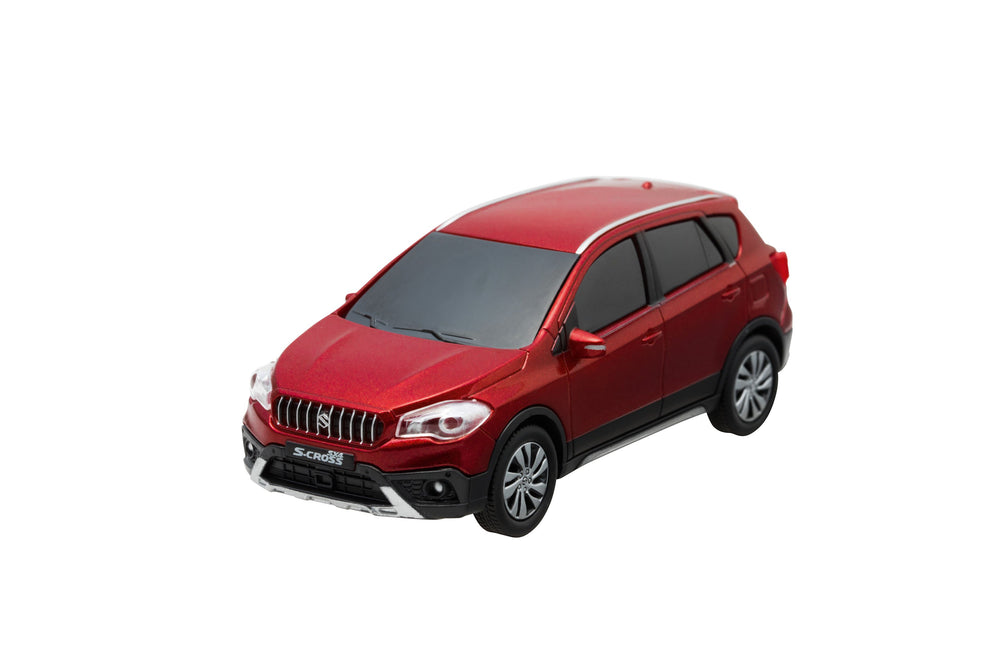SX4 S-Cross Pull-Back Miniature Car Red