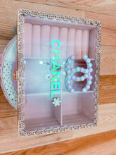 Load image into Gallery viewer, Inspired Chanel Jewerly Box