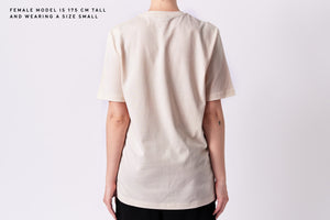 ARKK Apparel ARKK Classic Tee Light Sand T-Shirt Light Sand