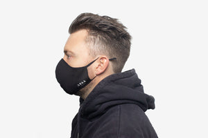 ARKK Accessories ARKK Facemask Black Facemask