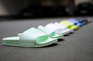 ARKK Collection ARKK Slides Light Jade - Women Slides