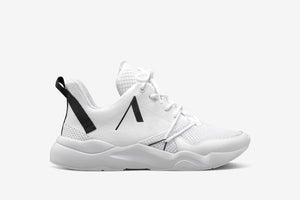 ARKK Collection Asymtrix Mesh F-PRO90 White Black - Women Asymtrix White Black