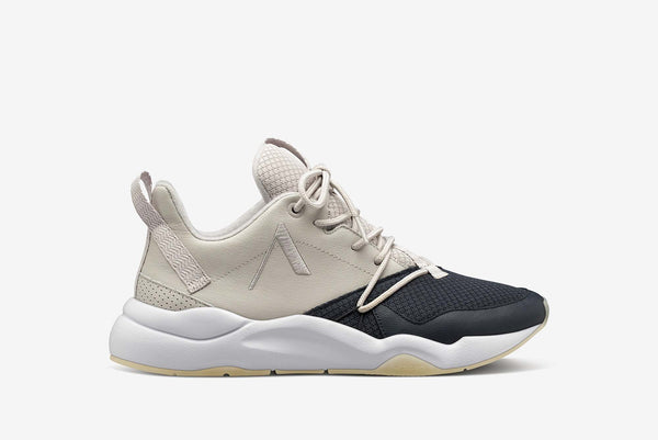 ARKK Collection Asymtrix Mesh F-PRO90 Wind Grey Ombre Blue Ivory Gum - Women Asymtrix Wind Grey
