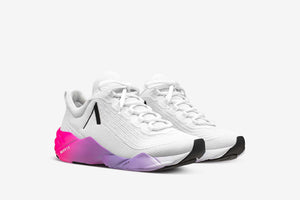 ARKK Collection Avory Mesh W13 White Bright Pink - Women Avory