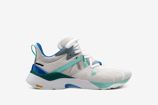 ARKK Collection Cruisr Mesh Vulkn Vibram Soft Grey Teal - Women Cruisr Soft Grey Teal