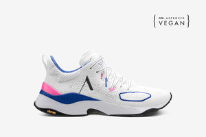 ARKK Collection Forthline FG VULKN Vibram White Dazzling Blue - Women Forthline