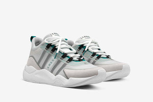 ARKK Collection Lyron Mesh F-PRO90 Soft Grey Teal - Women Lyron Soft Grey Teal