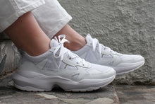 ARKK Collection Quantm Leather T-G9 Triple White - Women Quantm
