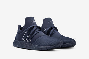ARKK Collection Raven Mesh S-E15 Navy White Spray - Men Raven Navy