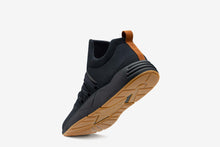 ARKK Collection Raven Nubuck S-E15 Midnight Brown Gum - Men Raven