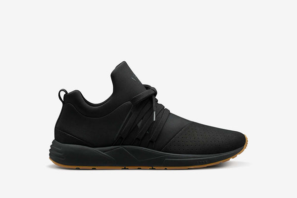 ARKK Collection Raven Nubuck S-E15 | Black Gum | Women Raven Black