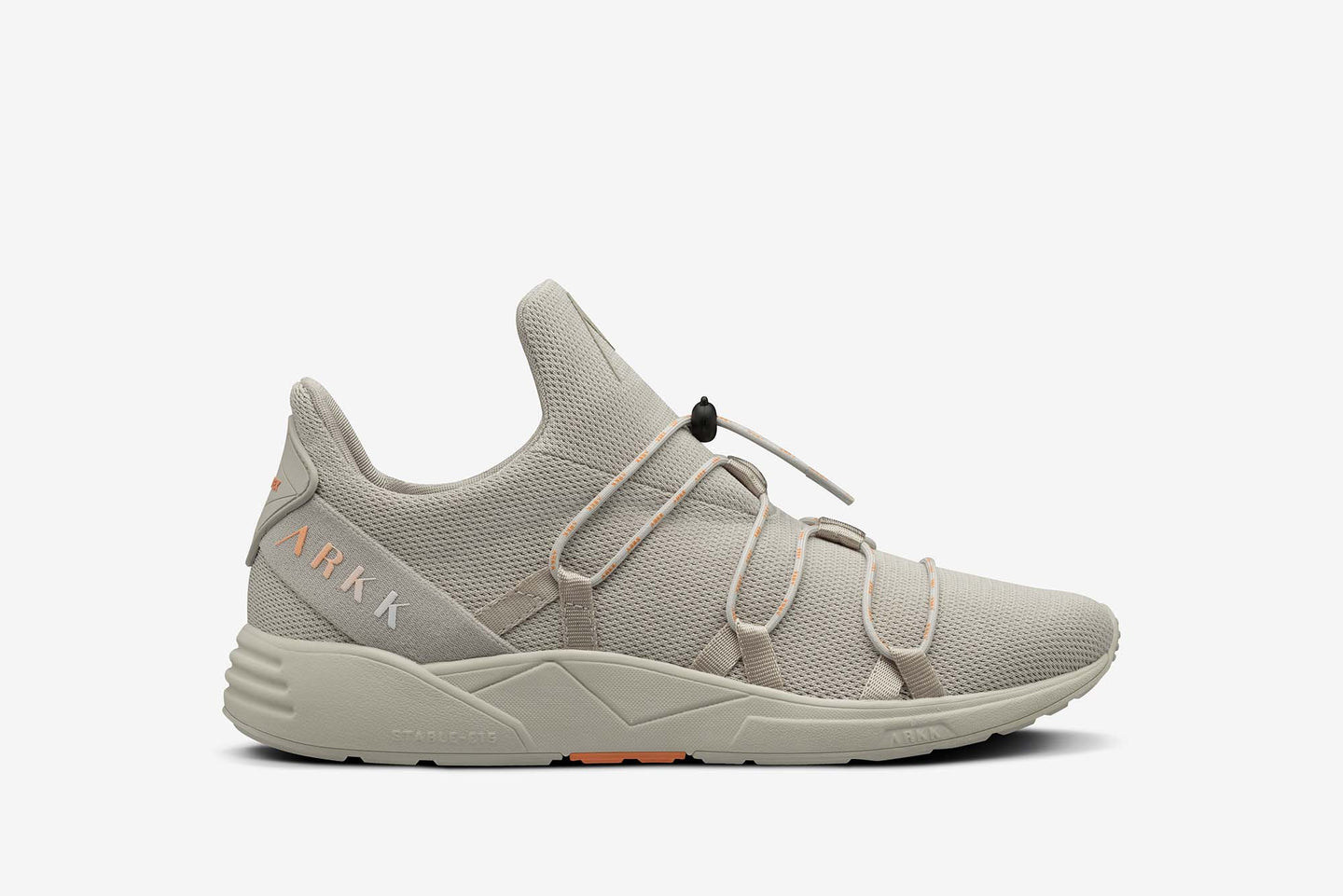 ARKK Collection Scorpitex Mesh S-E15 Silver Gray Light Rust-WOMEN Scorpitex Silver Gray