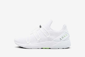 ARKK Collection Scorpitex Mesh S-E15 White Luminious Green-WOMEN Scorpitex White