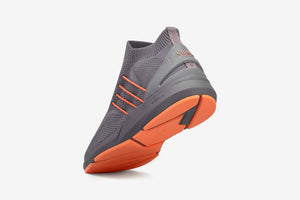 ARKK Collection Spyqon  FG H-X1 Shark Grey Orange - Men Spyqon Dark Grey