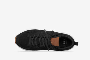 ARKK Collection Tencraft Suede W13 Black Brown Gum - Women Tencraft