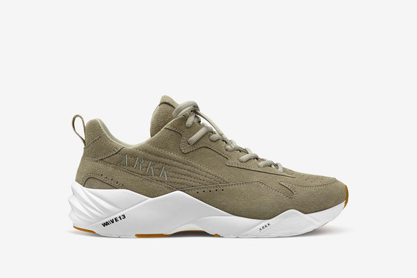 ARKK Collection Tencraft Suede W13 Soft Army Gum - Women Tencraft Soft Army Gum