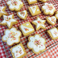 Bake & Ice Your Own Shortbread Baking Kit