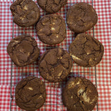 Double Chocolate Cookie Baking Kit