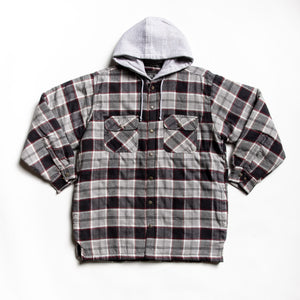 Black providence shirt jacket