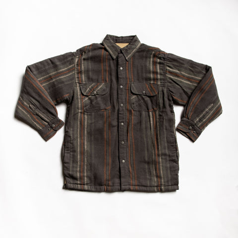 Charcoal lakewood flannel