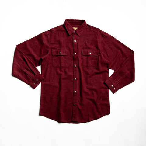 Brick range flannel