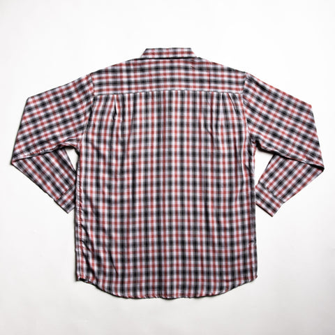 Image of Well crafted red flannel