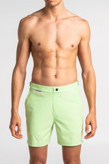 Light Green Swim Shorts Debayn Men's Swimwear