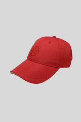 Grimaud Beach Cap Red Debayn