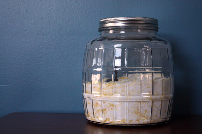 Homemade Laundry Detergent (Safe For Babies Too!)