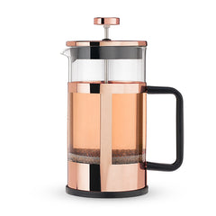 Rose Gold French Press for Coffee and Tea | Asa