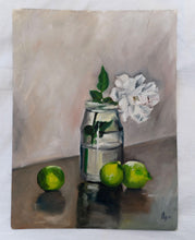 Load image into Gallery viewer, Rose in a glass Jar