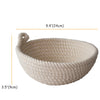 madeterra.uk Banneton 24cm Made Terra Round Cotton Banneton Bread Proofing Basket Sourdough Bread Dough Rising Baskets for Artisan Bakers