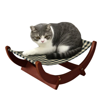 madeterra.uk cat hammock Red Made Terra Cat Hammock Rat Pet Hanging Bed for Cat Hamster Parrot Squirrel Hedgehog Small Animals Plywood