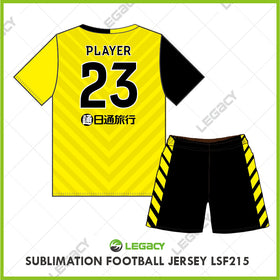 Legacy Sublimation Football jersey LSF215