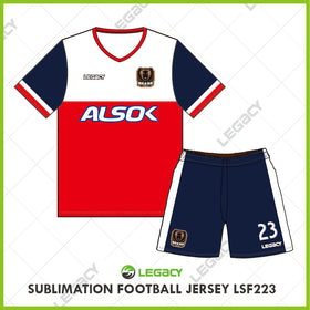 Legacy Sublimation Football jersey LSF223