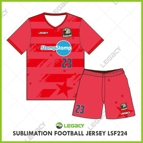Legacy Sublimation Football jersey LSF224