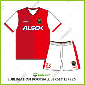 Legacy Sublimation Football jersey LSF225