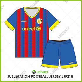 Legacy Sublimation Football jersey LSF218