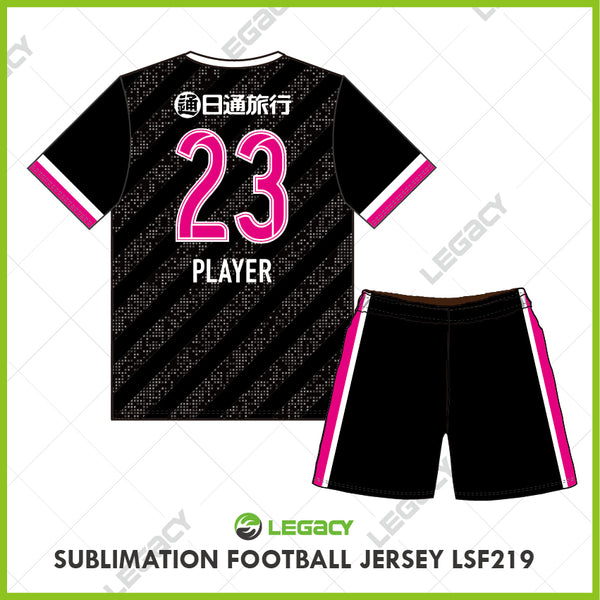 Legacy Sublimation Football jersey LSF219