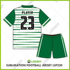 Legacy Sublimation Football jersey LSF220