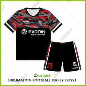 Legacy Sublimation Football jersey LSF221
