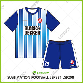 Legacy Sublimation Football jersey LSF208