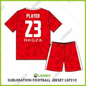 Legacy Sublimation Football jersey LSF210