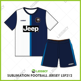 Legacy Sublimation Football jersey LSF212