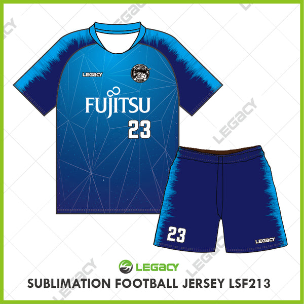 Legacy Sublimation Football jersey LSF213