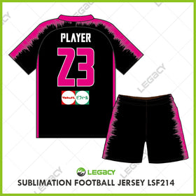 Legacy Sublimation Football jersey LSF214