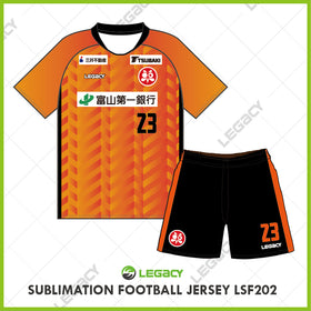 Legacy Sublimation Football jersey LSF202
