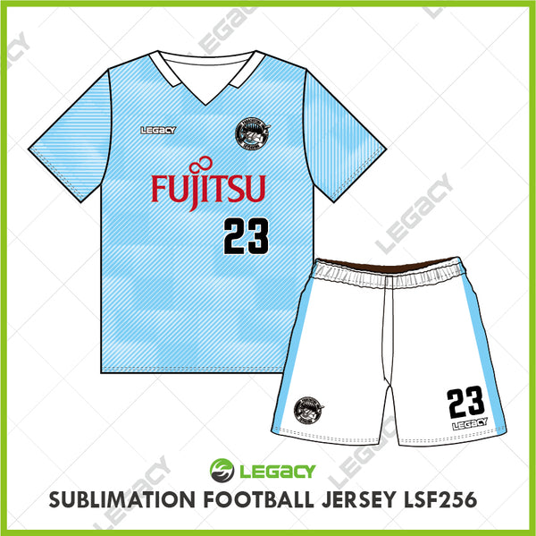 Legacy Sublimation Football jersey LSF256