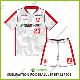 Legacy Sublimation Football jersey LSF203